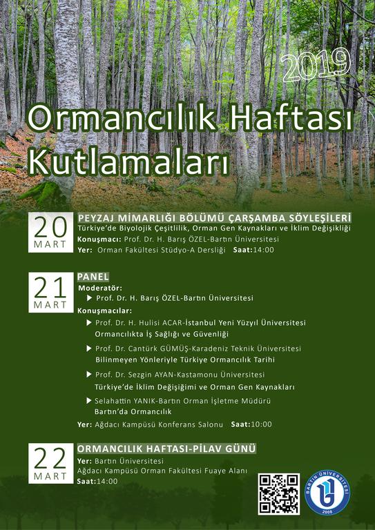 Ormancılık Haftası